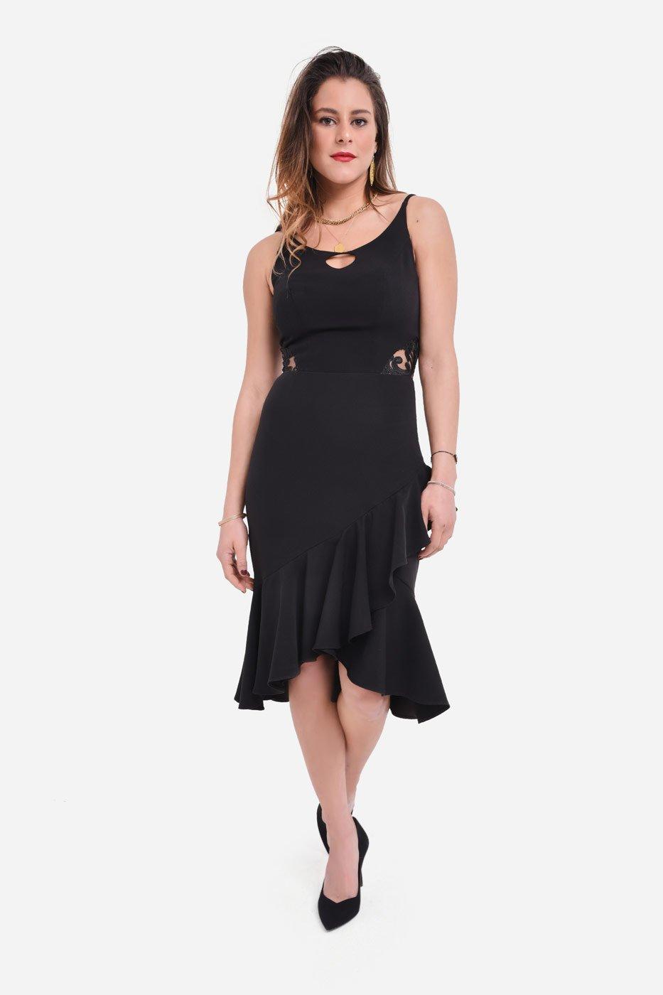 The black Swan Dress thumbnail