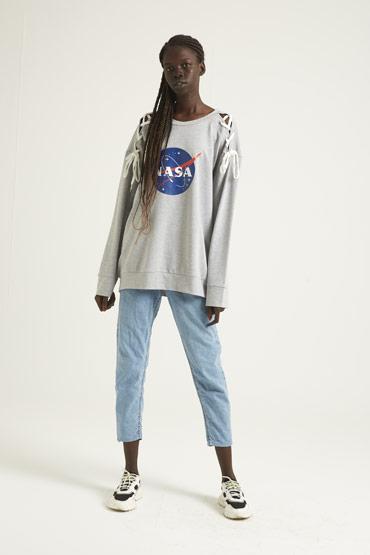 Take Me To NASA Sweatshirt thumbnail