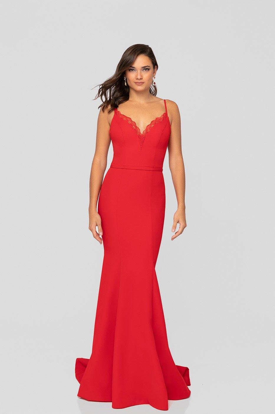 The diva red dress thumbnail