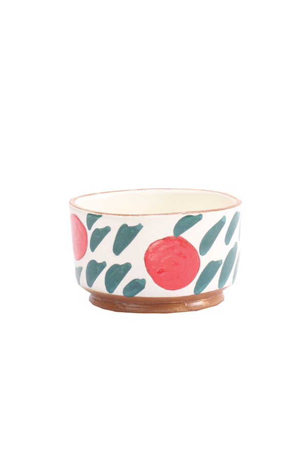 A Fruit Bowl In Red & Green – Malaika thumbnail