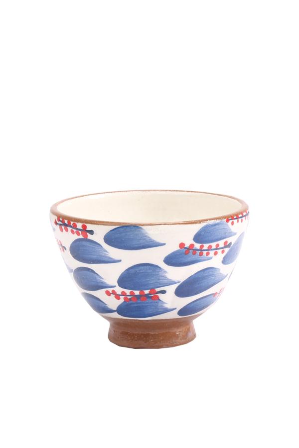 A Zabady Bowl In Red & Blue – Malaika thumbnail