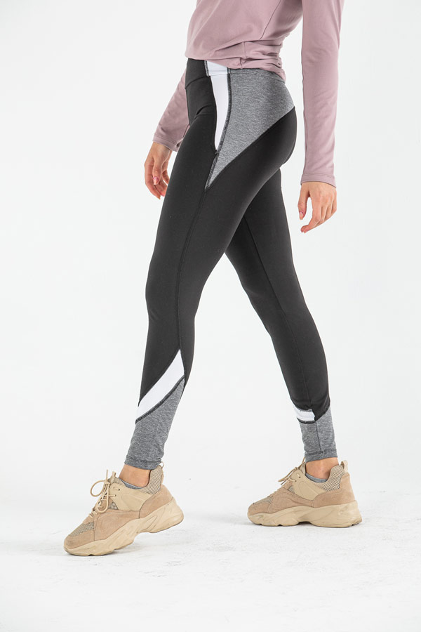 In The Movement Tights Grey – IZZY thumbnail