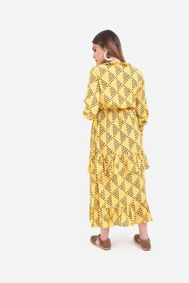 The yellow fever dress thumbnail