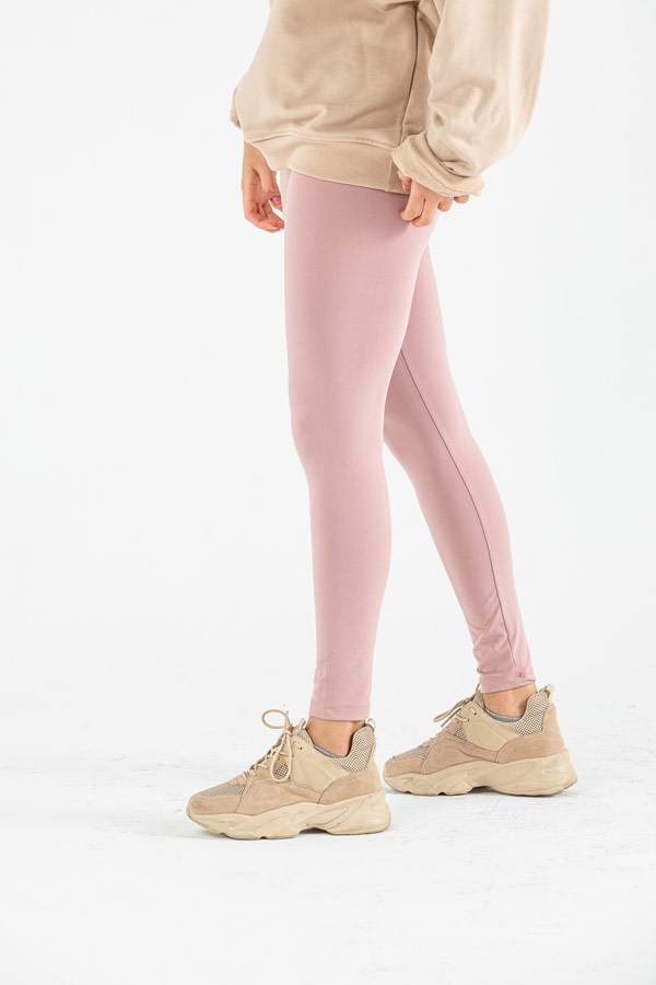 PINK Branded Waistband Leggings For Your Every Workout – IZZY thumbnail