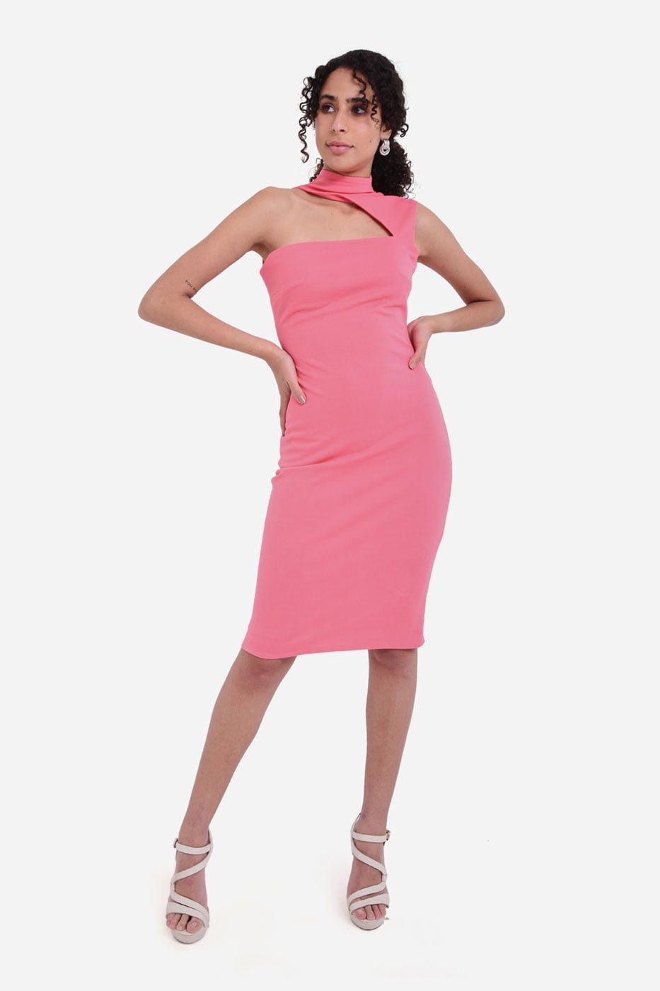Valentina pink dress thumbnail