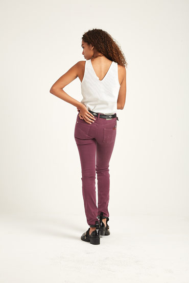 Classic Colored Skinny Jeans – 7 For All Mankind thumbnail