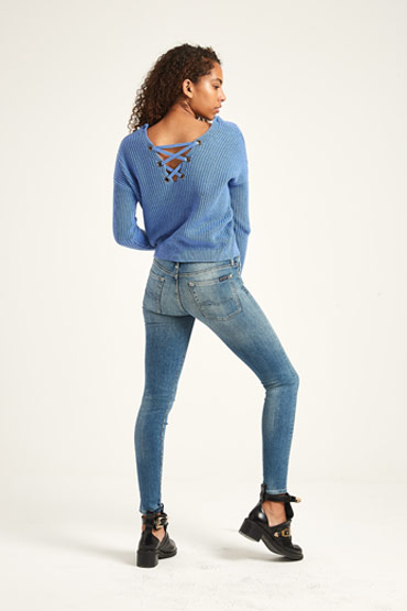 The Super Skinny Jeans – 7 For All Mankind thumbnail