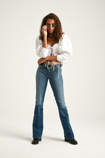 The Boot Cut Jeans – 7 For All Mankind thumbnail