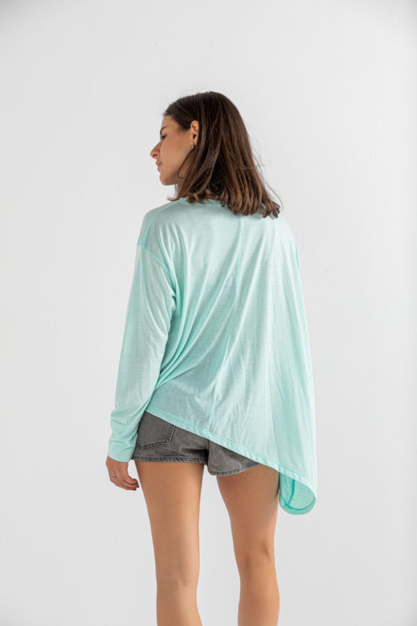 Summer Vibes Top In Blue – Believe thumbnail