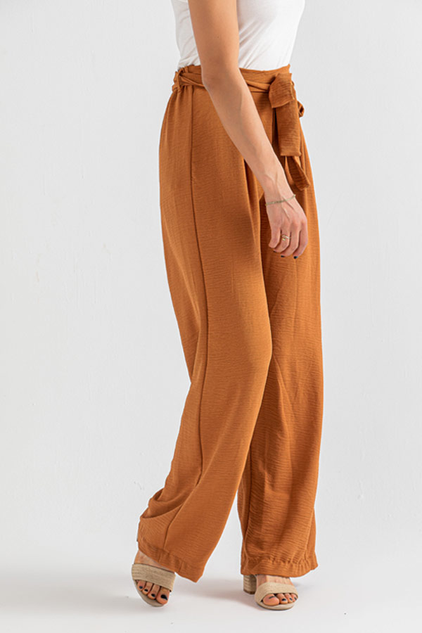 For this Holiday Pants In Brown – Believe thumbnail