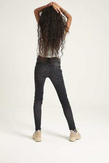 Seriously Stretchy High-Waisted Jegging – Aeropostale thumbnail