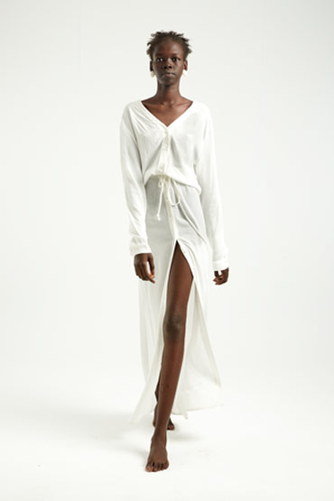 For The Beach Walk Cover-Up thumbnail