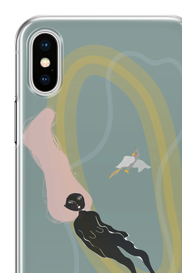 Too Drained Phone Case – Calma thumbnail