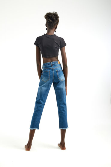 Just On Trend Jeans thumbnail