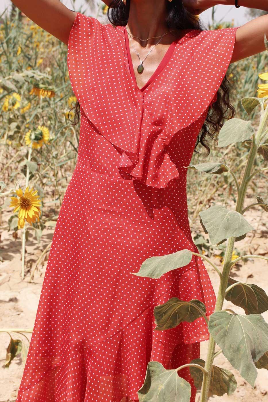 Las Ramblas Dress thumbnail