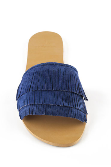 Fringy Slippers – Misura thumbnail