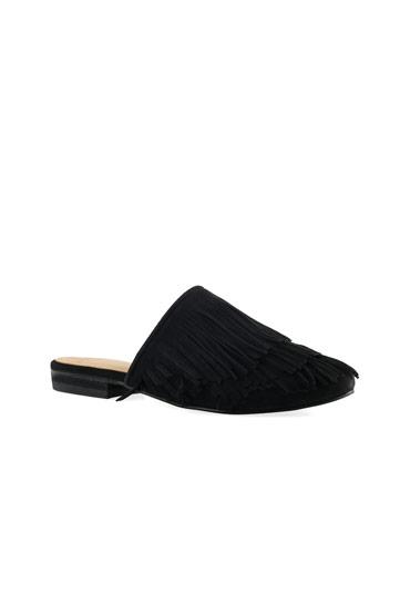 Marlie Mules In Black – Misura thumbnail