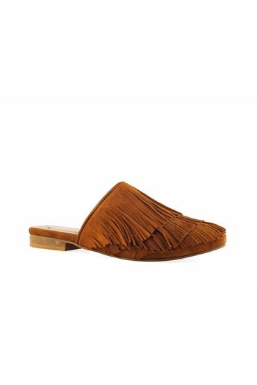Marlie Mules In Camel Brown – Misura thumbnail