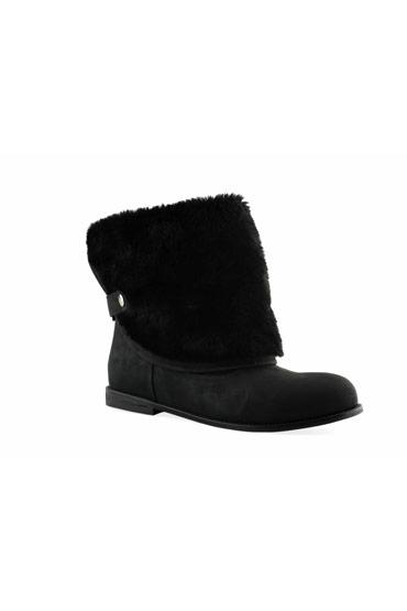 Maya Boots In Black – Misura thumbnail