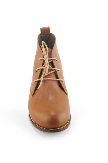 Morgan Boots In Camel Brown – Misura thumbnail