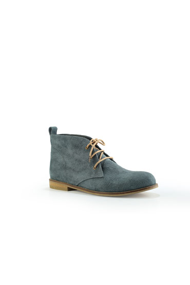 Morgan Boots In Blue – Misura thumbnail