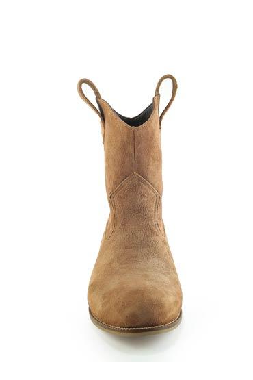 The Mariah Boots In Beige – Misura thumbnail