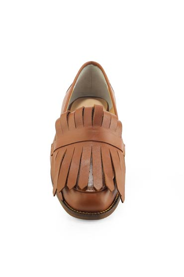 Maurelle Loafers In Camel Brown – Misura thumbnail
