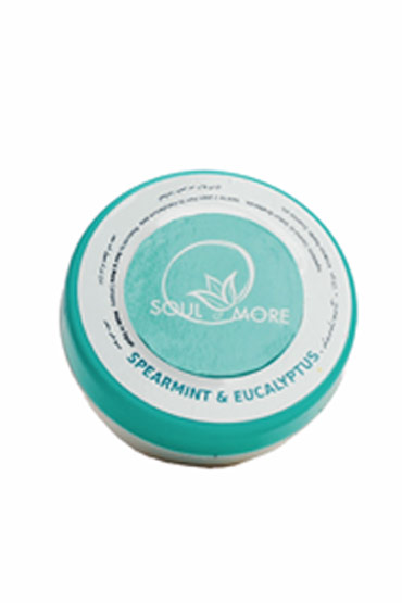 Spearmint & Eucalyptus Deodorant – Soul And More thumbnail
