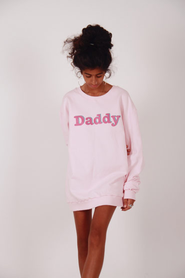 Daddy's Girl Sweatshirt – Kojak thumbnail