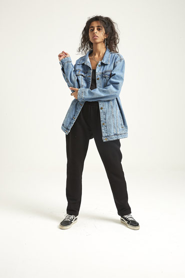 The Wardrobe Essential Denim Jacket thumbnail
