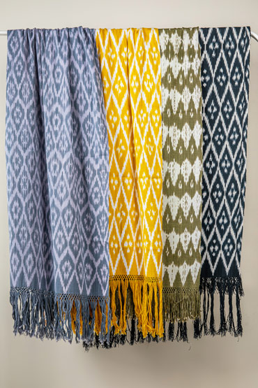 Mali Scarf In Yellow – Madu thumbnail