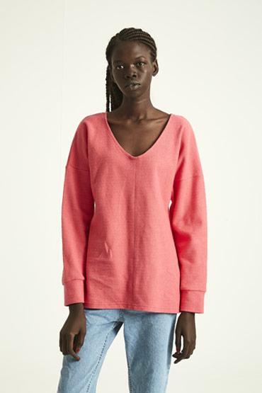 Chill In Pink Sweatshirt thumbnail