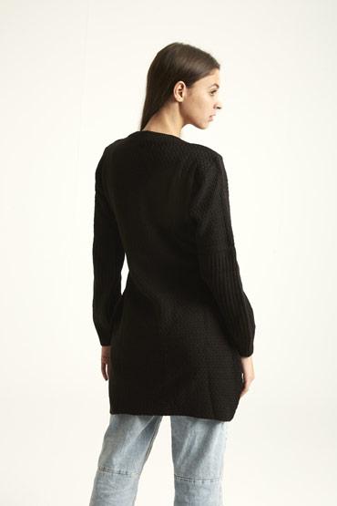 A Dress Or A Jumper In Black thumbnail