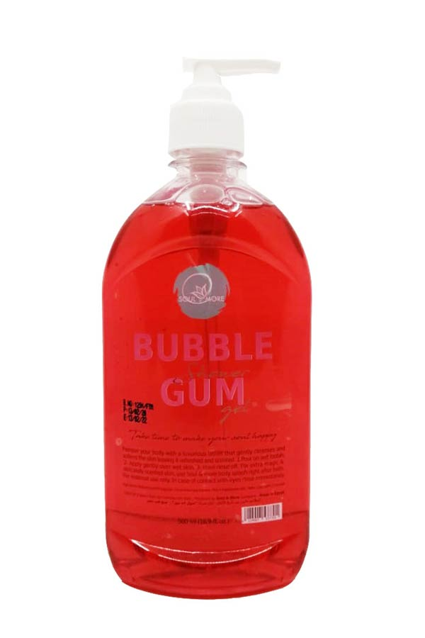 Bubble Gum Shower Gel – Soul And More thumbnail