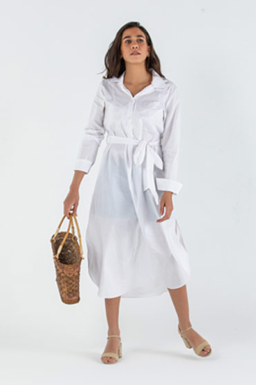 A Summer Affair Shirt Dress thumbnail