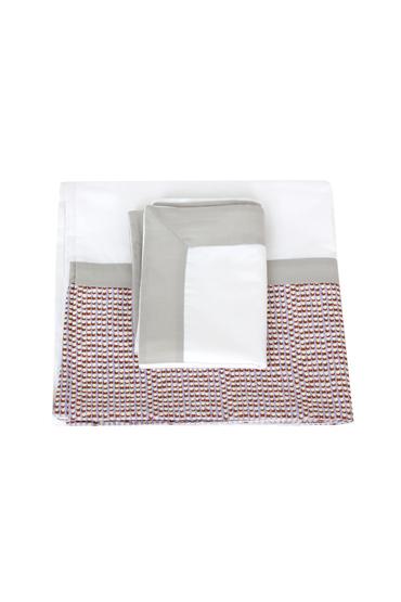 Silver Ice Cream Sheet + Pillowcases (400 TC) – Nillens thumbnail