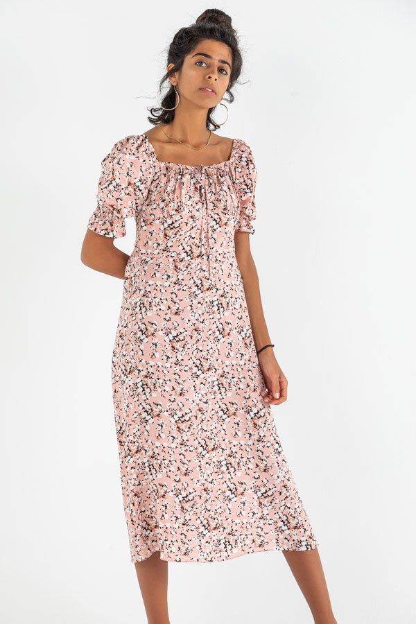 The Spring Floral Dress thumbnail