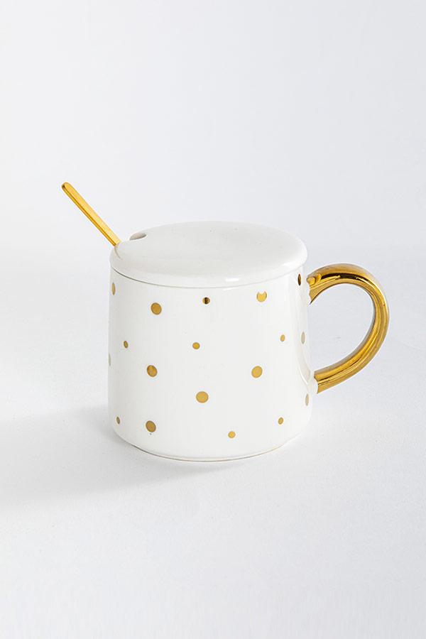 Bling In White Mug thumbnail