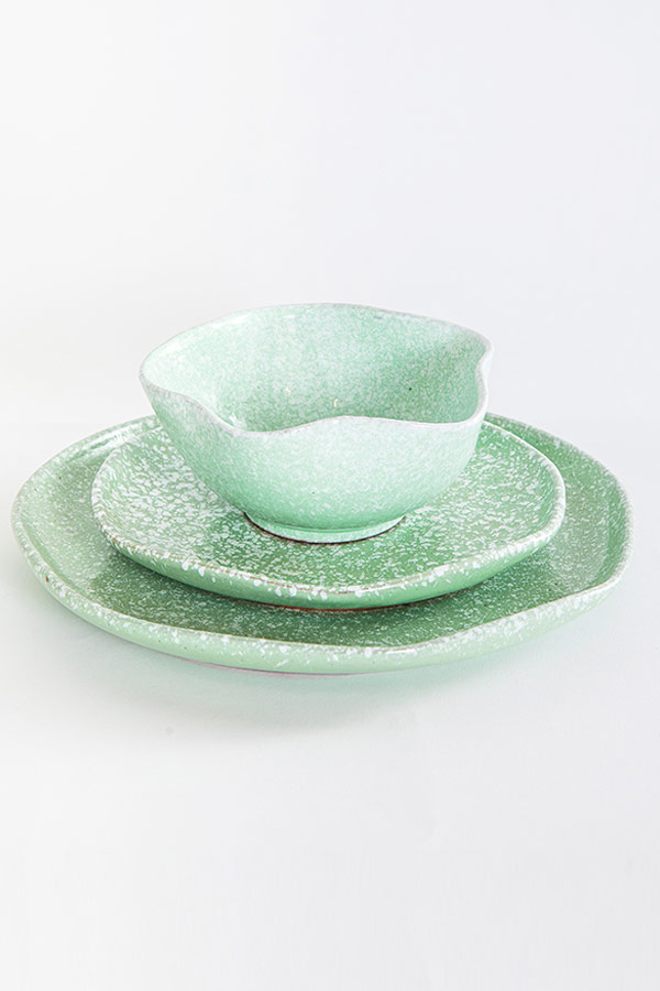 The Unique Set In Green thumbnail